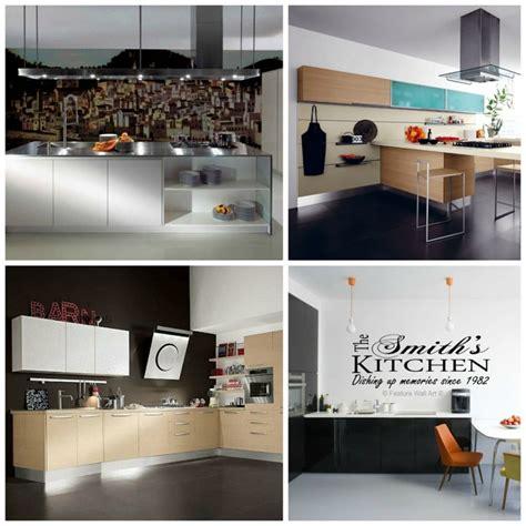 idee deco pour cuisine déco mur cuisine 50 idées pour un décor mural original
