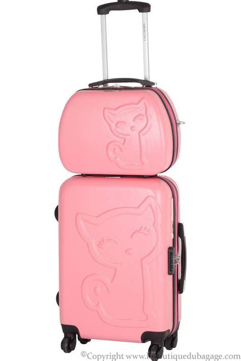 lollipops set valise rigide et vanity pbc la boutique du bagage