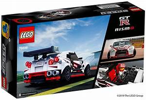 Nissan, Teams, Up, With, Lego, For, Gt