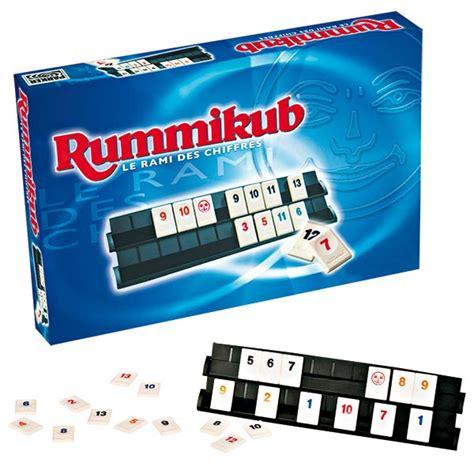 siège pour bébé rummikub chiffres hasbro king jouet jeux de réflexion