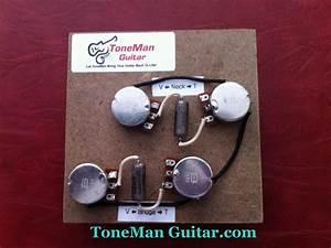 Gibson Les Paul Premium Prewired 50 U0026 39 S Wiring Harness