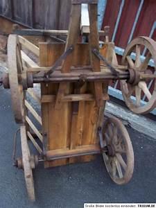 Bollerwagen Aus Holz : holz handwagen leiterwagen bollerwagen holzspeichenr der vom bauernhof ebay ~ Yasmunasinghe.com Haus und Dekorationen