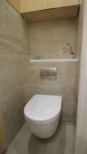 Lave Main Suspendu : wc suspendu avec vasque galerie wici bati ~ Nature-et-papiers.com Idées de Décoration