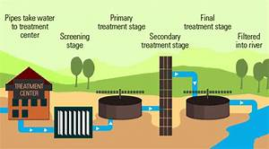 What Is The Process Of Sewage Treatment