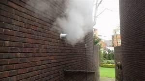 Condensing Boiler Flue Going Down Hill