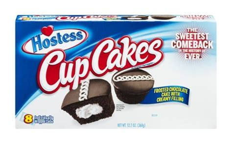 Hostess Chocolate Cupcakes 8Ct | Hy-Vee Aisles Online ...