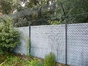 Cloture Chien Jardin : protection grillage jardin cloture jardin aluminium prix chromeleon ~ Melissatoandfro.com Idées de Décoration