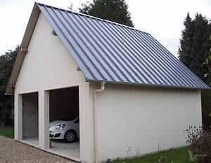 Tole Pour Toiture : tole pour toiture garage rev tements modernes du toit ~ Premium-room.com Idées de Décoration