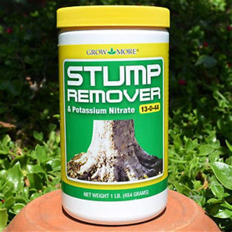 Grow More Stump Remover Potassium Nitrate 13044 Free