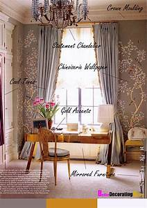 French, Bohemian, Style, Decorating, Ideas, 37