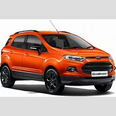 New Ford Ecosport 2016 Price, Colors, Mileage, Specifications