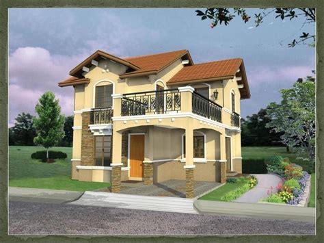 modern house plans designs philippines affordable modern house plans  storey beach house