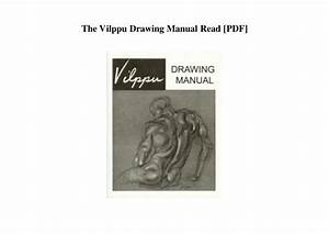 20  New For Vilppu Drawing Manual Pdf Free Download