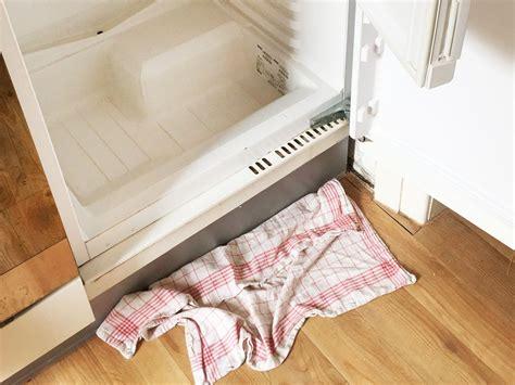 Kühlschrank Schnell Abtauen by K 252 Hlschrank Abtauen So Geht S Richtig Ideen