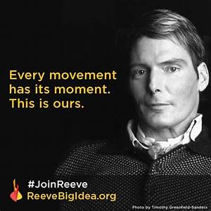 Reeve Foundation Launches The Big Idea Campaign