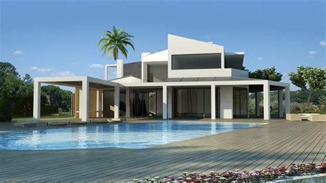 luxury and modern design algarve real estate modern
