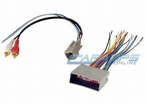 Scosche Fdk11b Ford Stereo Adapter Harness