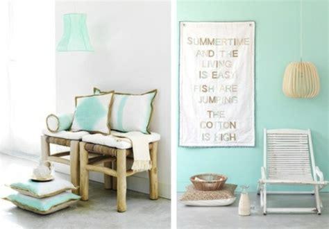 Mint Blau Wandfarbe by Wandfarbe Mintgr 252 N Verleiht Ihrem Wohnraum Einen Magischen