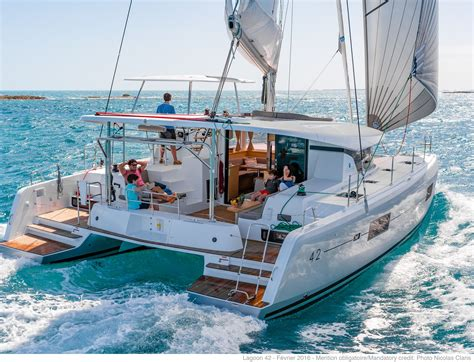 Catamaran For Sale by Lagoon 42 Catamaran Building Sale And Chartering Of