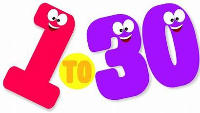 Thirty Number Clipart Song Clipartmag