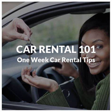 Car Rental Tips What Is The Cheapest Way To Rent A Car