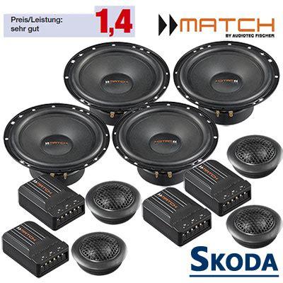 Radio Adapter Lautsprecher Und Autoradio Shop 187 Skoda