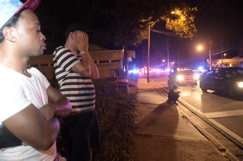 Breaking Mass Shooting At Orlando Gay Club Kills 50