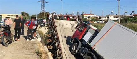Lihet në arrest shtëpie shoferi që shembi urën në Darëzezë ...