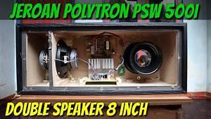 Subwoofer Polytron Psw 1000