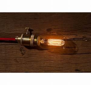 Ampoule Filament Vintage : ampoule filament edison type radio cage d 39 cureuil e27 ~ Edinachiropracticcenter.com Idées de Décoration