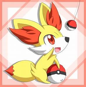 pokemon fennekin images