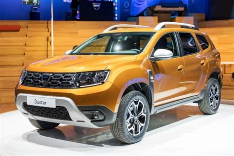 2018 Renault Duster Likely To Make India Debut At Auto