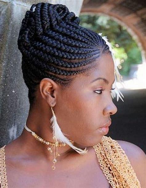 hair braiding styles updo hair braiding styles black braid updo hairstyles 8190