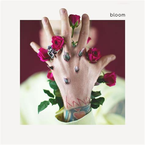 Itunes Copy Album Artwork by Stream Machine Gun Kelly S Quot Bloom Quot Album