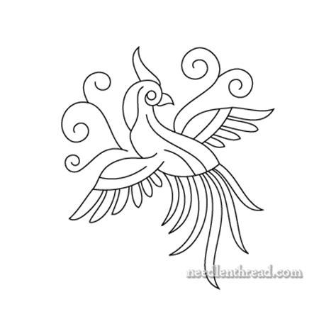 Bird Hand Embroidery Designs Free Patterns