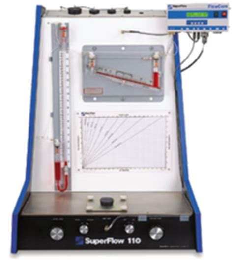 Superflow Bench by Sf 110 Flow Bench View Specifications Details Of