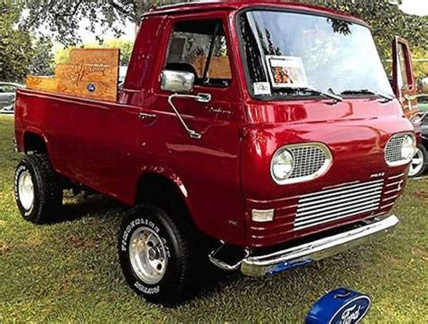 ford econoline pickup  sale  custom