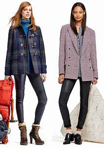 Tommy Hilfiger 2014-2015 Fall Winter Preview Womens Looks ...