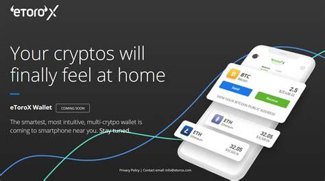 Wallet Crypto Etoro En Approche