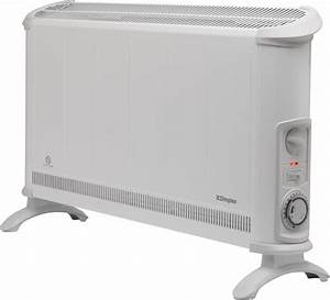 40 Series 3kw Convector Heater With Timer