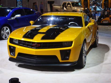 Chevrolet Camaro Transformers  World Of Cars