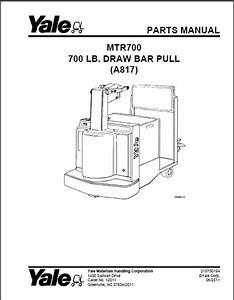 New Yale Spare Parts Pdf 2017 For Full Set Version