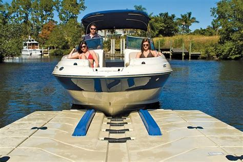 Boat Lift Blower by Boat Lifts Boatus Magazine