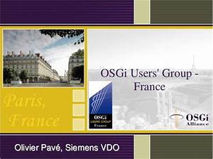 Alliance Automotive France : osgi users group france olivier pav co chair vehicle expert gro ~ Maxctalentgroup.com Avis de Voitures