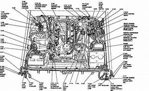Diagram  1986 Ford F 150 302 Engine Bracket Diagram Full