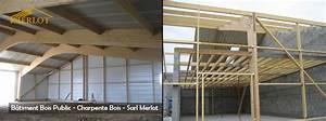 Batiment En Kit Bois : sarl merlot batiment bois public et professionnel ~ Premium-room.com Idées de Décoration