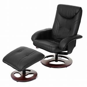 Sessel Mit Massagefunktion : relaxsessel oxford fernsehsessel sessel mit hocker kunstleder schwarz ~ Buech-reservation.com Haus und Dekorationen