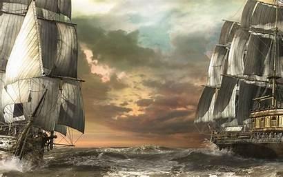 Ship Fantasy Pirate