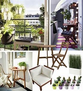 Kleiner Balkon Einrichten : kleinen balkon einrichten ideen ~ Orissabook.com Haus und Dekorationen