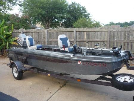 Stik Boats Price by 1994 Tidecraft Boat W Stick Steering Louisiana